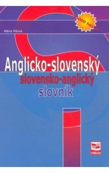 Mária Piťová: Anglicko - slovenský slovensko - anglický slovník cena od 212 Kč