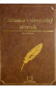 Marta Hlušíková: Latinsko-slovenský slovník cena od 1091 Kč