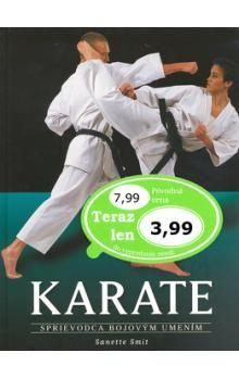 Sanette Smit: Karate cena od 76 Kč