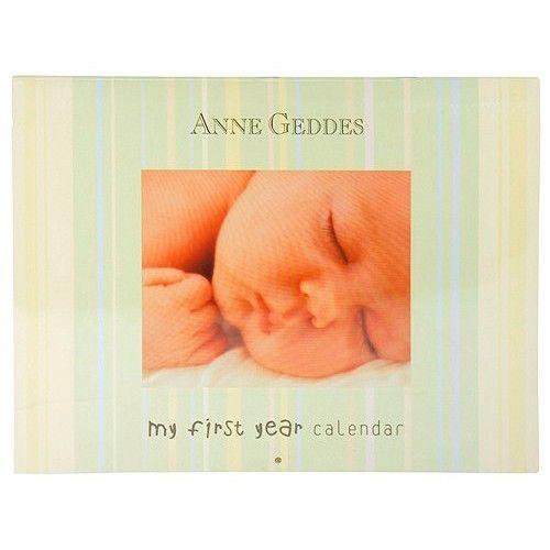 Anne Geddes: Môj prvý rok kalendár cena od 122 Kč