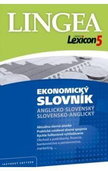 Lexicon5 Ekonomický slovník anglicko-slovenský slovensko-anglický cena od 1159 Kč