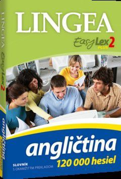 EasyLex2 plus Angličtina cena od 331 Kč