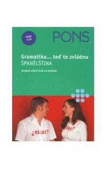 Estefanía Férez Bernal, Norberto Lombardi, María Suárez Lasierra: Španělština - gramatika + CD(teď to zvládnu) cena od 44 Kč