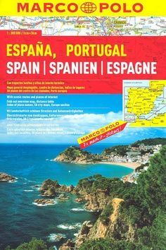 Espaňa, Portugal 1:300 000 cena od 275 Kč