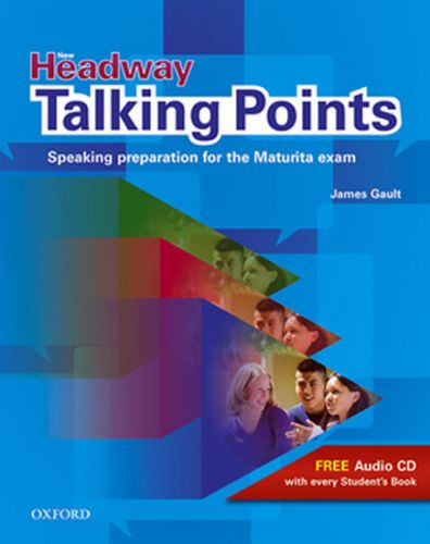 James Gault: New Headway Talking points cena od 308 Kč