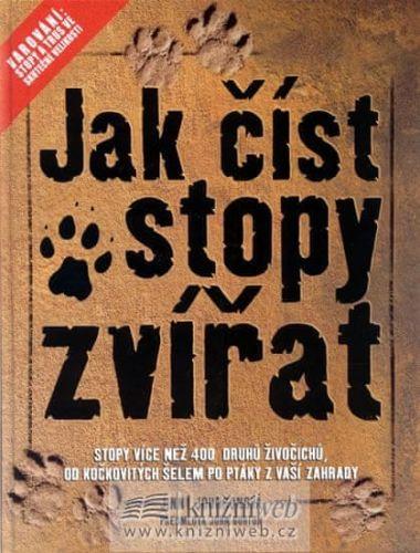 Jinny Johnson: Jak číst stopy zvířat cena od 359 Kč