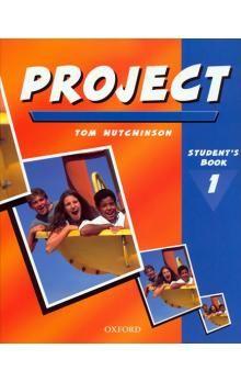 Tom Hutchinson: Project 1 Student´s Book cena od 300 Kč