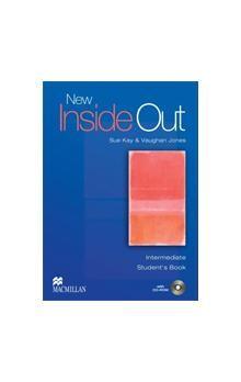 Sue Kay, Vaughan Jones: New Inside Out Intermediate cena od 535 Kč