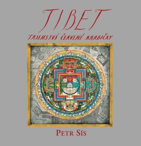 Petr Sís: Tibet - tajemství červené krabičky cena od 226 Kč