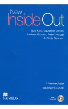 Sue Kay, Vaughan Jones: New Inside Out Intermediate cena od 723 Kč