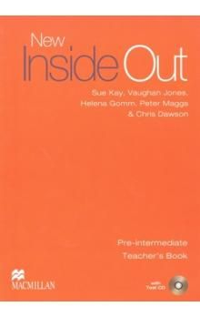 Sue Kay, Vaughan Jones: New Inside Out Pre-Intermediate cena od 687 Kč
