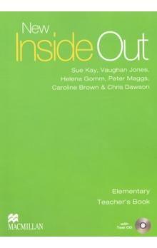 Sue Kay, Vaughan Jones, Chris Dawson: New Inside Out Elementary cena od 794 Kč