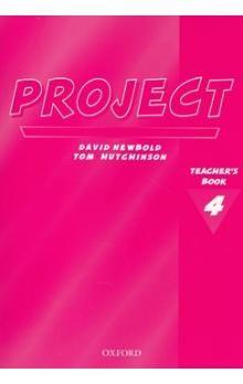 Tom Hutchinson: Project 4 Teacher´s Book cena od 388 Kč