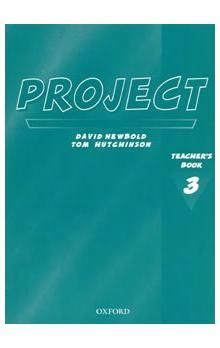 Tom Hutchinson: Project 3 Teacher´s book cena od 380 Kč