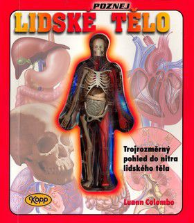 Colombo Luann: Poznej Lidské tělo cena od 344 Kč