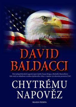 David Baldacci: Chytrému napověz cena od 348 Kč