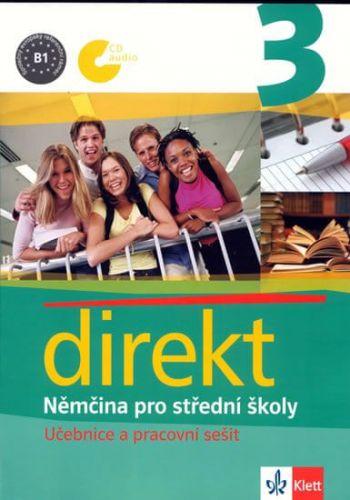 Olga Vomáčková, Giorgio Motta, Beata Ćwikowska: Direkt 3 – Němčina pro SŠ - Učebnice a pracovní sešit cena od 303 Kč