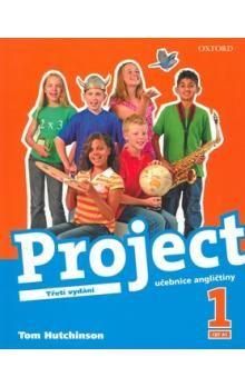 Tom Hutchinson: Project the Third Edition 1 Učebnice cena od 266 Kč