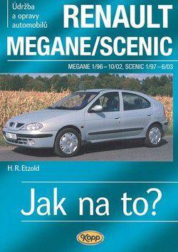 Hans-Rüdiger Etzold: Renault Megane/Scenic 1/96 - 6/03 cena od 0 Kč