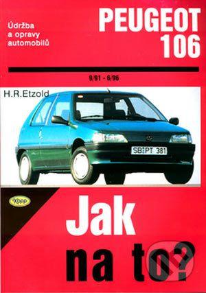 Hans-Rüdiger Etzold: Peugeot 106 9/91 - 6/96 cena od 584 Kč