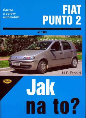 Hans-Rüdiger Etzold: Fiat Punto 2 od roku 1999 cena od 484 Kč
