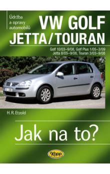 Hans-Rüdiger Etzold: VW Golf/Jetta/Touran cena od 508 Kč