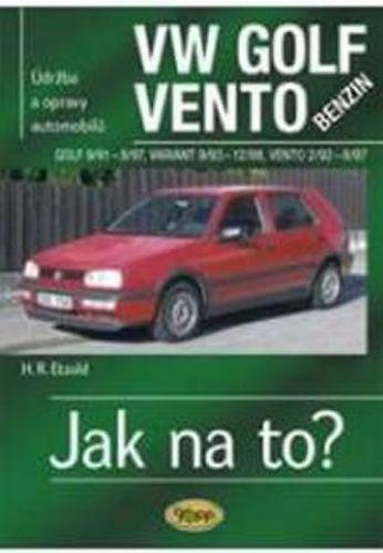 Hans-Rüdiger Etzold: VW Golf III/Vento benzin - 9/91 - 12/98 - Jak na to? - 19. cena od 456 Kč