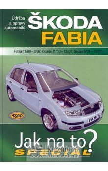 Škoda Fabia 11/99-3/07, Combi 11/00-12/07, Sedan 6/01-12/07 cena od 452 Kč