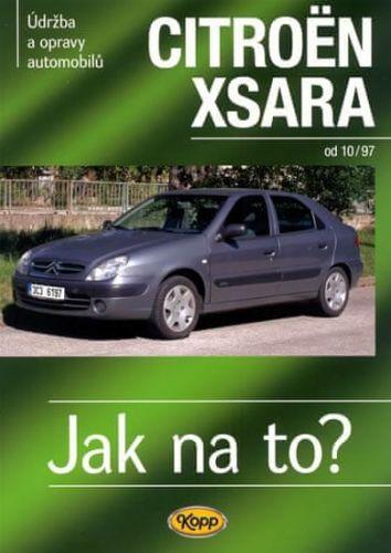 Citroën Xsara od 10/97 cena od 508 Kč