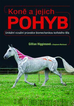 Gillian Higginsová; a kol.: Koně a jejich pohyb cena od 379 Kč
