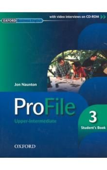 Profile 3 Student's Book cena od 424 Kč