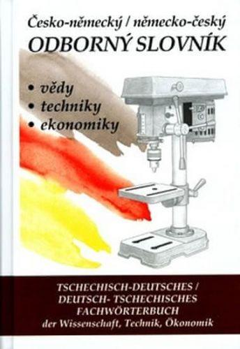 Hegerová a Věra: Česko-německý, německo-český odborný slovník + CD