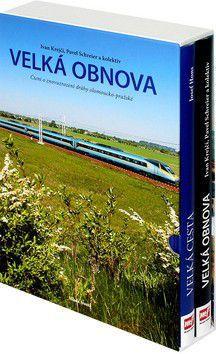 Josef Hons, Ivan Krejčí: Čtení o dráze olomoucko - pražské cena od 876 Kč