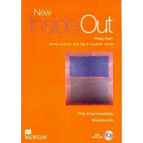 Philip Kerr: New Inside Out Pre-Intermediate cena od 239 Kč