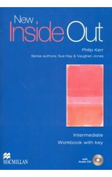 Philip Kerr: New Inside Out Intermediate cena od 179 Kč