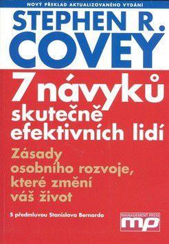 Stephen R. Covey: 7 návyků skutečně efektivních lidí cena od 390 Kč