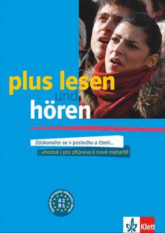 Nóra Kóczián: Plus lesen und hören + 2CD cena od 88 Kč