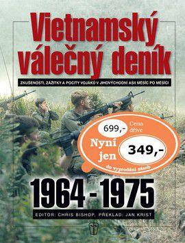 Chris Bishop: Vietnamský válečný deník cena od 188 Kč