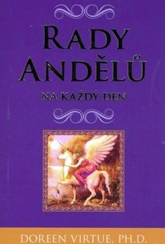 Doreen Virtue: Rady andělů na každý den cena od 247 Kč