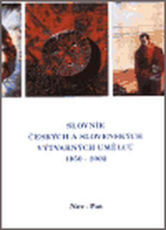 Slovník českých a slovenských výtvarných umělců Nov-Pa cena od 616 Kč