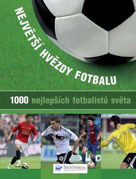 Michael Nordmann: Největší hvězdy fotbalu cena od 537 Kč