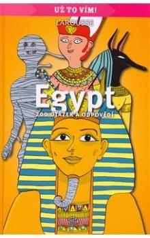 Egypt - 200 otázek a odpovědí cena od 178 Kč