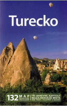 Turecko - Lonely Planet cena od 519 Kč
