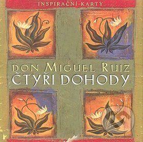 Don Miguel Ruiz: Čtyři dohody cena od 227 Kč