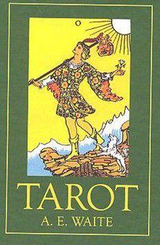 Arthur Edward Waite: Tarot cena od 241 Kč