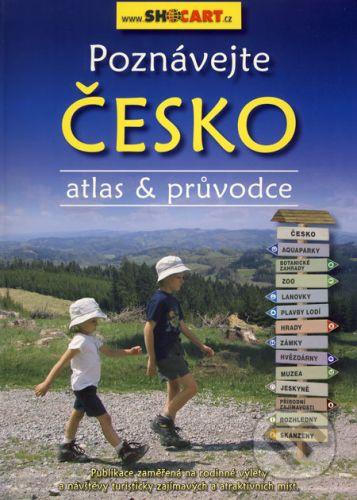 Poznávejte Česko cena od 444 Kč