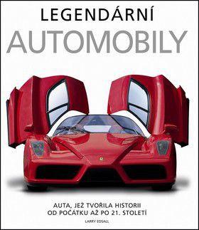 Larry Edsall: Legendární automobily cena od 539 Kč