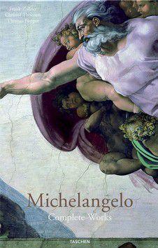 Frank Zöllner: Michelangelo - Dílo cena od 2272 Kč