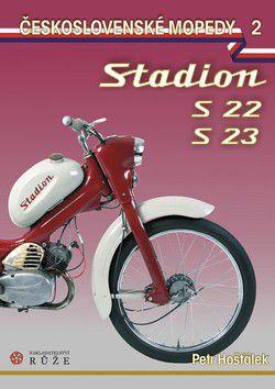 Petr Hošťálek: Československé mopedy 2 – Stadion S22 a S23 cena od 409 Kč