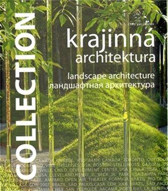 Chris Uffelen: Collection krajinná architektura cena od 998 Kč
